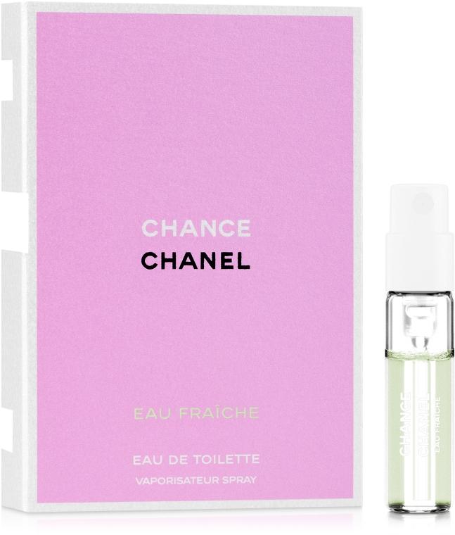 Chanel Chance Eau Fraiche - Туалетная вода (пробник)