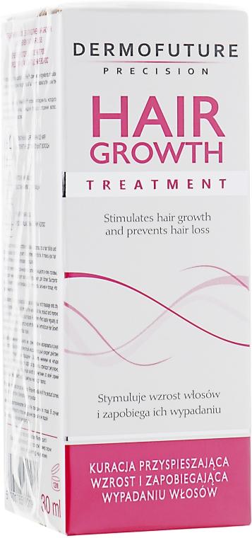 Курс против выпадения волос - DermoFuture Hair Growth Peeling Treatment