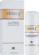 Духи, Парфюмерия, косметика Ночной крем с арбутином и витамином С - Obagi-C Fx System Therapy Night Cream