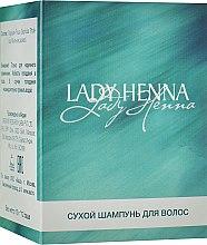 Духи, Парфюмерия, косметика Сухой шампунь для волос - Lady Henna