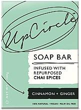 "Духи, Парфюмерия, косметика Мыло ""Корица и Имбирь"" - UpCircle Cinnamon + Ginger Chai Soap Bar"