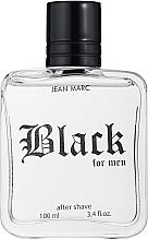 Духи, Парфюмерия, косметика Jean Marc X Black - Лосьон после бритья (тестер с крышечкой)