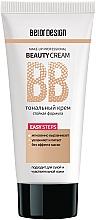 Духи, Парфюмерия, косметика Тональный крем - Belor Design BB-Beauty Cream
