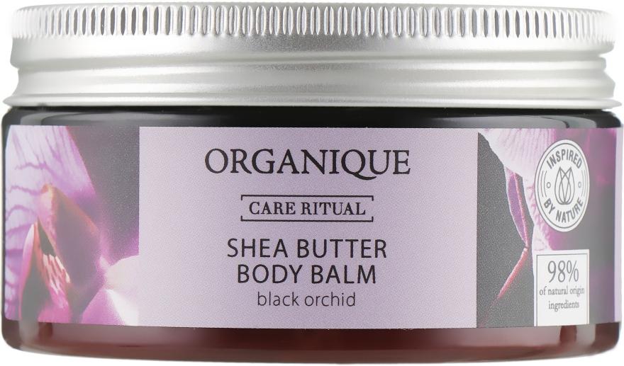 "Бальзам для тела ""Черная Орхидея"" - Organique Shea Butter Body Balm Black Orchid"