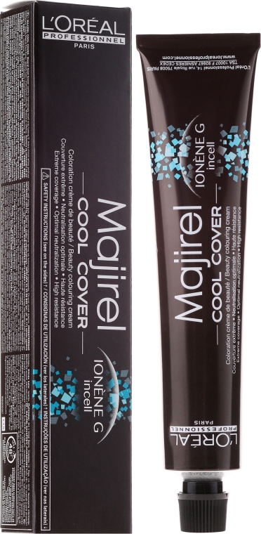 Стойкая краска для волос - L'Oreal Professionnel Majirel Cool Cover