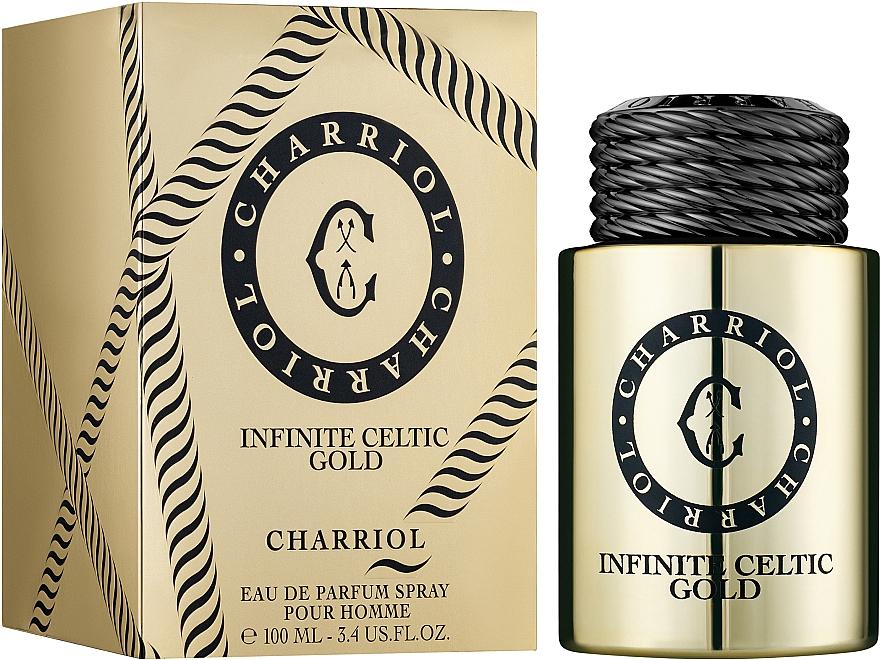 Charriol Infinite Celtic Gold - Парфюмированная вода