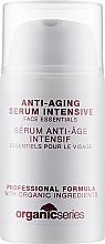 Духи, Парфюмерия, косметика Интенсивная сыворотка против старения - Organic Series Anti-Aging Serum Intensive (мини)