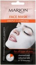 Духи, Парфюмерия, косметика Очищающая маска для лица - Marion Spa Deeply Cleansing Face Mask