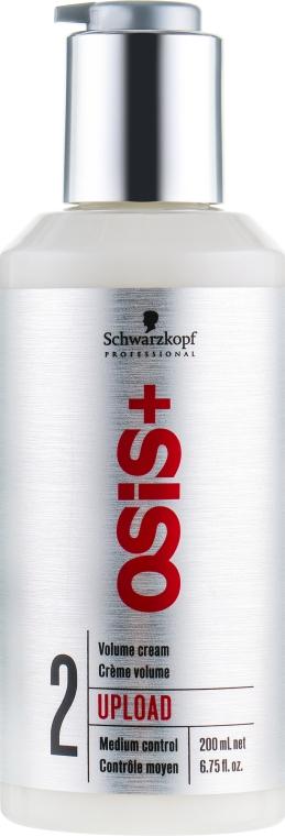 Крем для объема волос - Schwarzkopf Professional Osis+ Upload Volume Cream