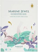 Духи, Парфюмерия, косметика Маска для сияния кожи - Shangpree Marine Jewel Illuminating Mask