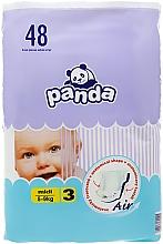 Духи, Парфюмерия, косметика Детские подгузники Panda Midi (5-9 кг, 48шт) - Bella Baby
