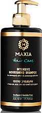 Духи, Парфюмерия, косметика Интенсивный питательный шампунь для волос - Maxia Intensive Nourishing Hair Mask