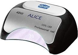 Духи, Парфюмерия, косметика Лампа CCFL+LED - Ronney Professional Profesional Alice Nail CCFL+LED 48w Lamp