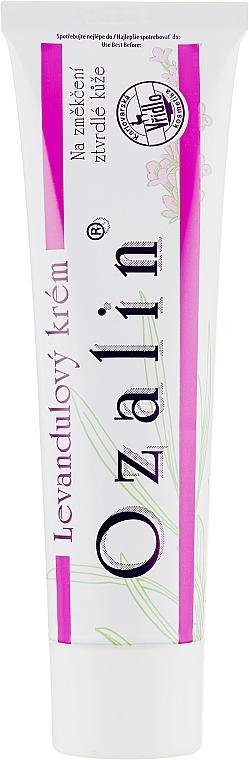 Лавандовый крем для лечения сухой или потрескавшейся кожи - Vridlo Ozalin