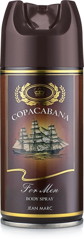 Jean Marc Copacabana - Дезодорант-спрей