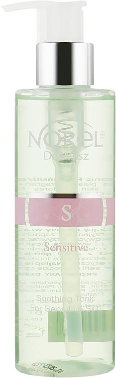 Успокаивающий тоник для кожи с куперозом - Norel Arnica Calming Tonic For Couperose Skin