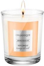 Духи, Парфюмерия, косметика РАСПРОДАЖА Ароматерапевтическая свеча из соевого воска - Organique Orange Island Soy Candle *