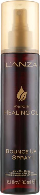 Спрей для объемной укладки - L'anza Keratin Healing Oil Bounce Up Spray