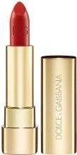 Духи, Парфюмерия, косметика Классическая кремовая помада - Dolce&Gabbana Classic Cream Lipstick