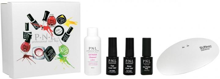Стартовый набор для гель-лака - PNL Professional