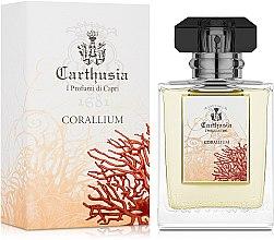 Духи, Парфюмерия, косметика Carthusia Corallium - парфюмированная вода (тестер с крышечкой)
