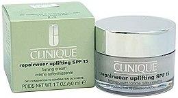 Духи, Парфюмерия, косметика Интенсивно восстанавливающий крем для комбинированной кожи - Clinique Uplifting Firming Cream Broad Spectrum SPF 15