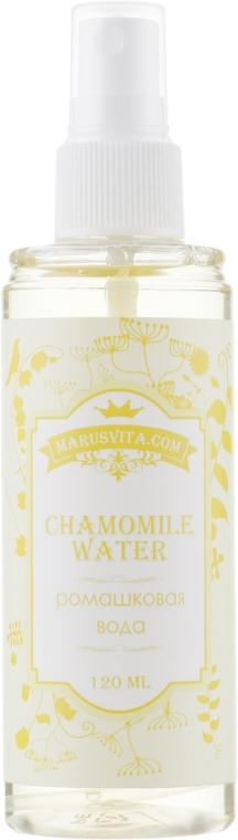 Ромашковая вода для лица - Marus Vita Chamomile Water