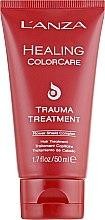 Духи, Парфюмерия, косметика Маска для поврежденных и окрашенных волос - L'Anza Healing ColorCare Trauma Treatment (мини)