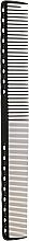 Духи, Парфюмерия, косметика Расческа для стрижки, 230мм, черная - Y.S.PARK Professional 331 Cutting Combs Carbon