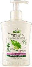 Духи, Парфюмерия, косметика Мыло для интимной гигиены с экстрактом зеленого чая - Winni's Naturel Intimate Wash