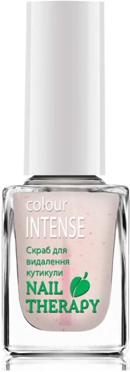 Скраб для удаления кутикулы - Colour Intense Nail Therapy