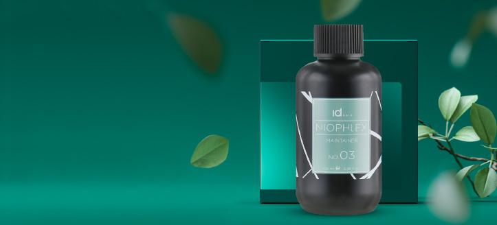 При покупке продукции IdHair на сумму от 600 грн, получите в подарок средство для ухода за волосами