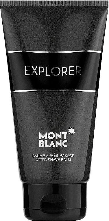 Montblanc Explorer - Бальзам после бритья