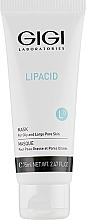 Духи, Парфюмерия, косметика Маска для лица, для жирной кожи - Gigi Lipacid Mask