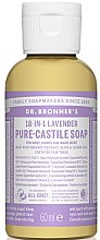 "Духи, Парфюмерия, косметика Жидкое мыло ""Лаванда"" - Dr. Bronner's 18-in-1 Pure Castile Soap Lavender"