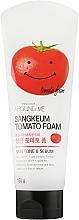 Духи, Парфюмерия, косметика Пенка для умывания с экстрактом томата - Welcos Around Me Sangkeum Tomato Foam