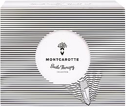 Духи, Парфюмерия, косметика Набор - Montcarotte Yacht Set (gel/60ml + cr/60ml + brush/2pcs)