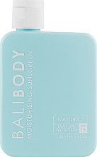 Духи, Парфюмерия, косметика Увлажняющий солнцезащитный лосьон с фактором защиты - Bali Body Moisturising Sunscreen SPF15