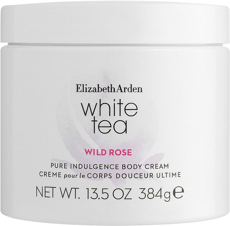Elizabeth Arden White Tea Wild Rose - Крем для тела