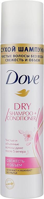 Сухой шампунь для волос - Dove Hair Therapy Refresh Care