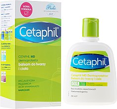 Духи, Парфюмерия, косметика Лосьон для лица и тела - Cetaphil MD Face & Body Lotion