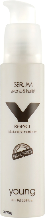 Увлажняющий сыворотка для волос - Young Y-Respect Avena And Karite Serum