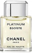 Парфумерія, косметика Chanel Egoiste Platinum - Туалетна вода (тестер з кришечкою)