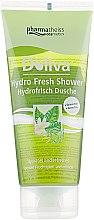 """Гель для душа """"Зеленый чай"""" - D'oliva Pharmatheiss Cosmetics Hydro Fresh Shower — фото N1"""