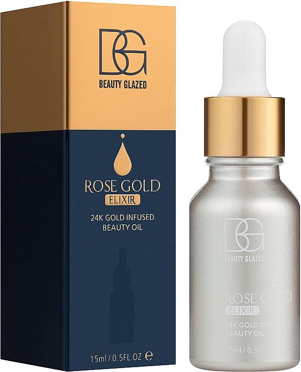 Основа под макияж - Beauty Glazed Rose Gold Elixir