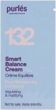 Духи, Парфюмерия, косметика Мультиактивный крем для проблемной кожи - Purles 132 Smart Balance Cream (пробник)