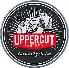 Глина для укладки - Uppercut Deluxe Matt Clay (мини) — фото N1