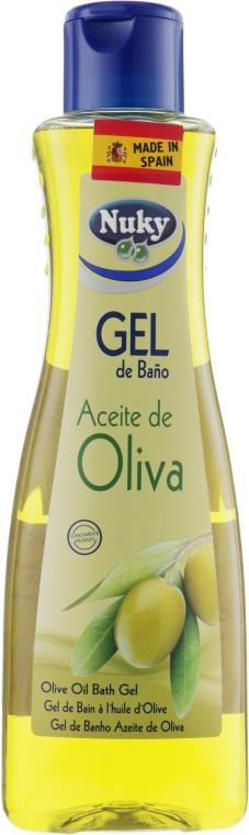 Гель для душа - Nuky Bath Gel Olive Oil