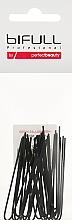Духи, Парфюмерия, косметика Заколки-невидимки для шиньона, 55 мм, черные - Bifull Professional