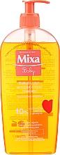Духи, Парфюмерия, косметика Детское пенистое масло для душа - Mixa Baby Foaming Oil